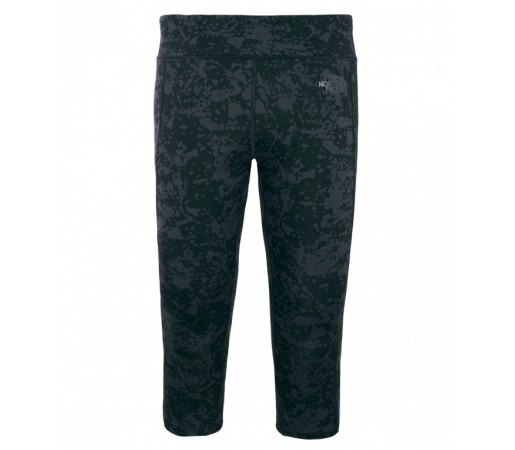 Pantaloni The North Face W Pulse Capri Negri