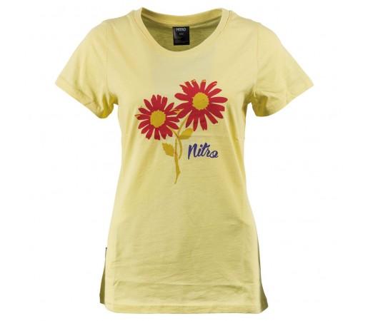 Tricou Nitro Sunflower Galben
