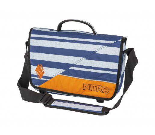 Geanta Nitro Evidence Bag Heather Stripe