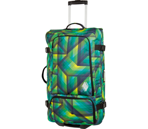 Geanta Nitro Team Gear Bag Verde