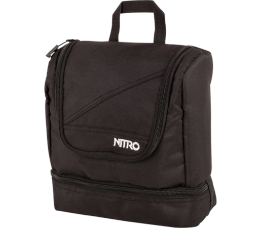 Geanta Nitro Travel Kit Neagra