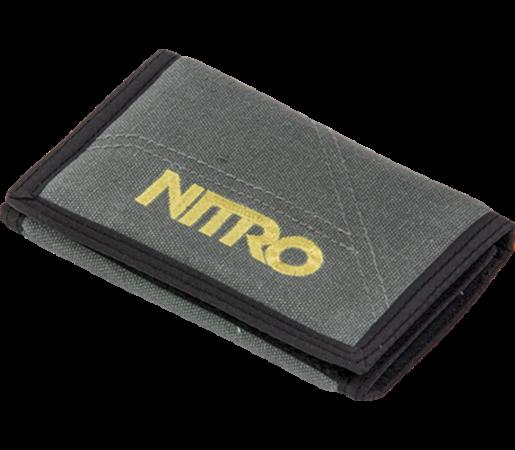 Portofel Nitro Wallet Gunmetal Gri