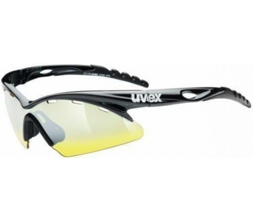 Ochelari bicicleta Uvex Crow Pro Black