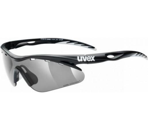 Ochelari bicicleta Uvex Crow Pro Small Pola Black