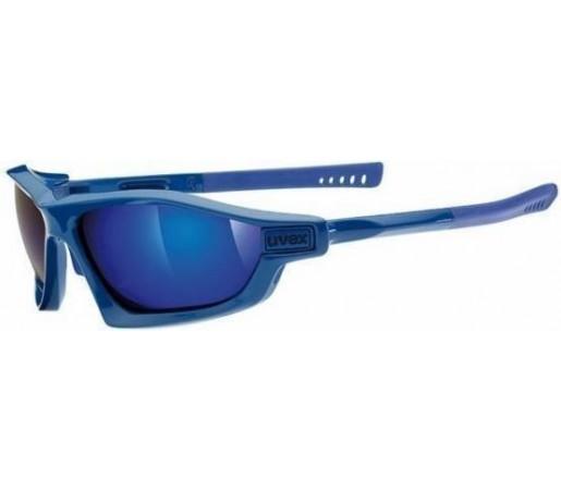 Ochelari bicicleta Uvex Ultraguard Pro Blue
