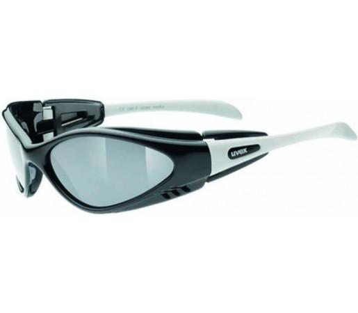 Ochelari soare Uvex Rooky Black- White