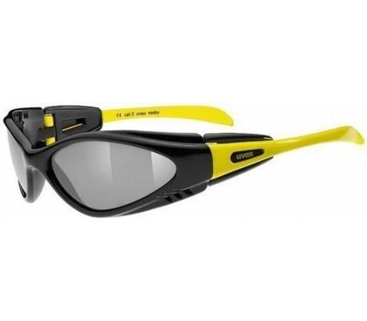 Ochelari soare Uvex Rooky Black- Yellow