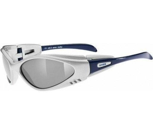 Ochelari soare Uvex Rooky Silver- Blue