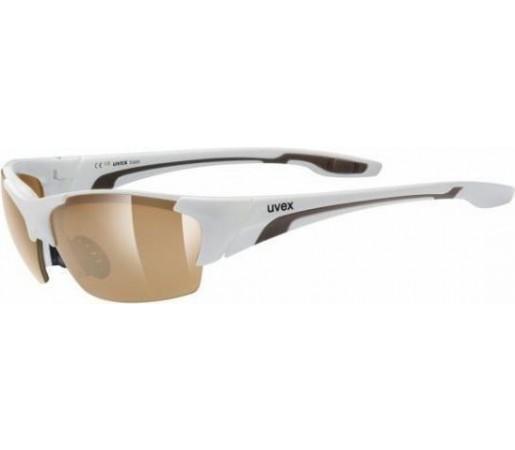 Ochelari soare Uvex Blaze 3 White- Brown