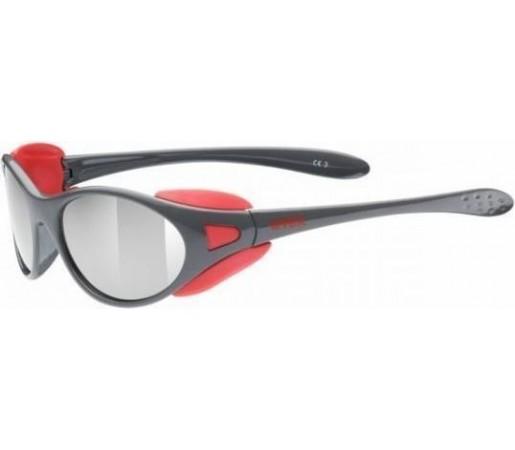Ochelari soare Uvex SGL 500 Balck-Red