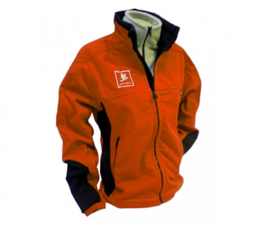 Geaca Kroda Windstopper Mix Orange