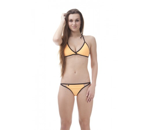 Slip Nordblanc W Holiday Bikini Bottom Portocaliu