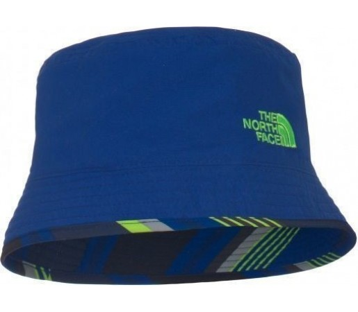 Palarie The North Face Sun Stash Blue Stripe