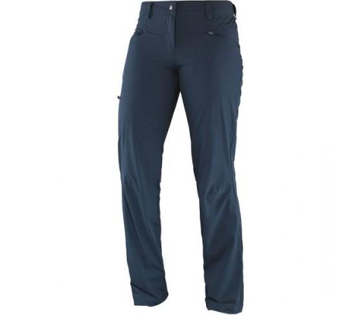 Pantaloni Salomon Wayfarer W Albastru Inchis