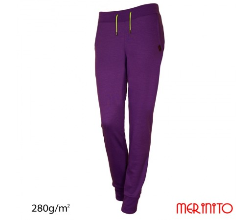 Pantaloni Merinito Jogger W Mov
