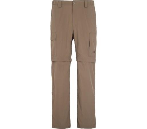 Pantaloni The North Face M Meridian Convertible Maro