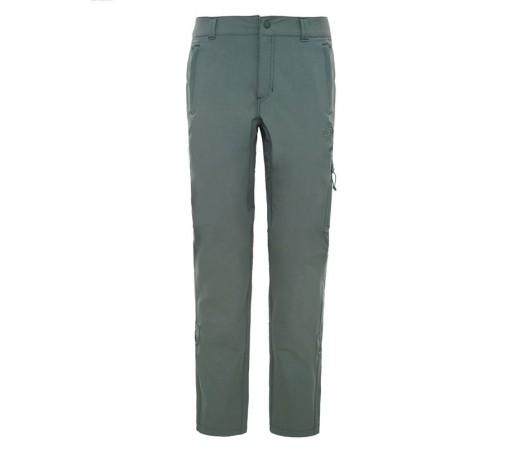 Pantaloni The North Face W Exploration Verzi