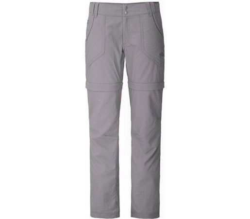 Pantaloni The North Face W Horizon Convertible Plus Gri