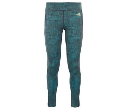 Pantaloni The North Face W Pulse Verzi
