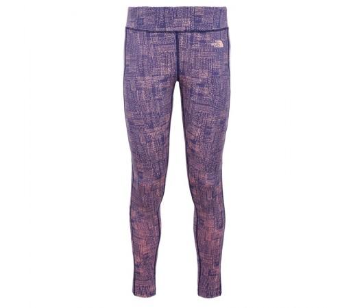Pantaloni The North Face W Pulse Albastri