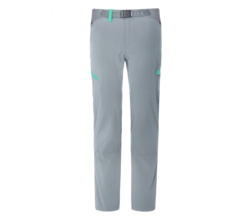 Pantaloni The North Face W Speedlight Verde/Gri