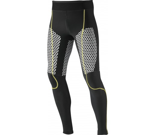 Pantaloni Compresie Salomon S-Lab Exo Tight M Black
