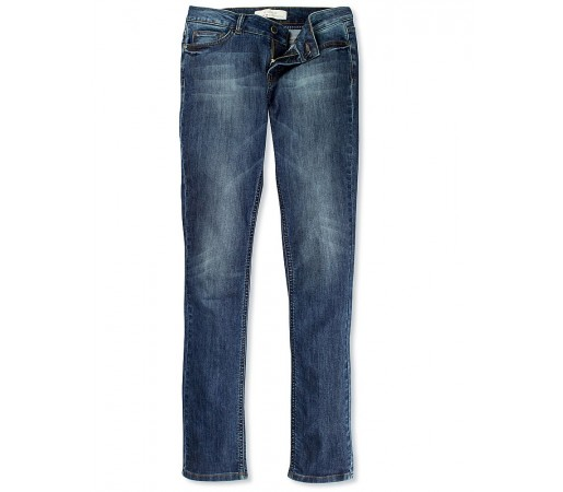 Pantaloni Crew Clothing Ballater Slim Jeans Indigo