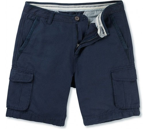 Pantaloni Crew Clothing Brook Cargo Navy