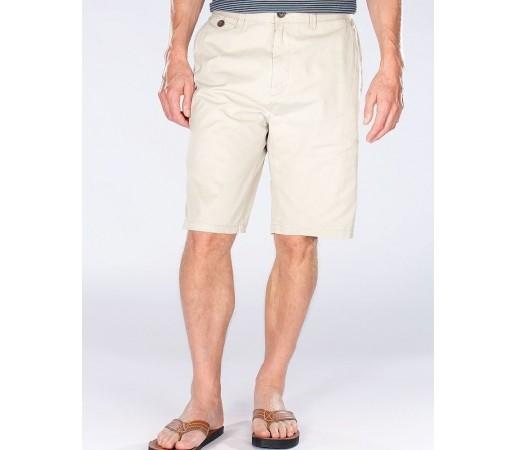 Pantaloni Crew Clothing Classic Bermuda Stone