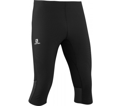 Pantaloni Salomon Endurance 3/4 Tight M Black 2013