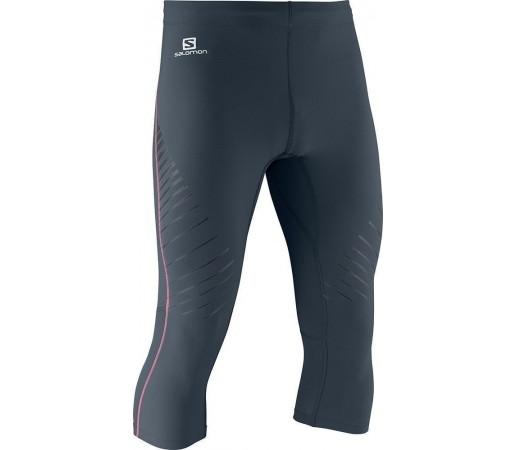 Pantaloni Salomon Endurance 3/4 Tight M Grey