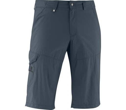 Pantaloni Salomon Further Short M Dark Cloud