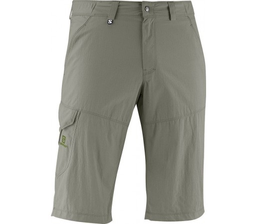 Pantaloni Salomon Further Short M Grey