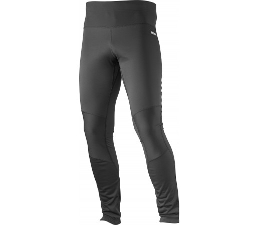 Pantaloni Salomon Windstopper Trail Tight M Black