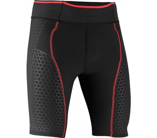 Pantaloni Scurti Compresie Salomon S-Lab Exo Short Tight M Black