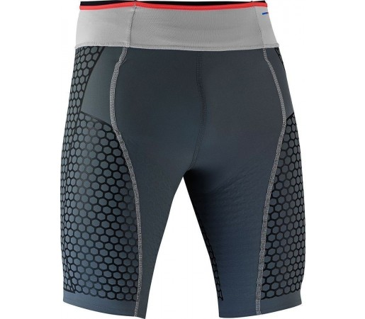 Pantaloni Scurti Compresie Salomon S-Lab Exo Short Tight M Grey