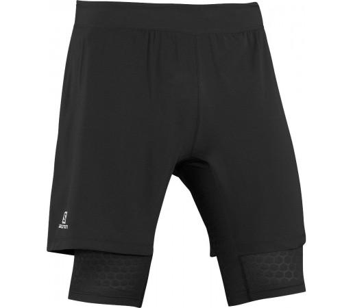 Pantaloni Scurti Salomon Exo Wings TW Short M Black 2013