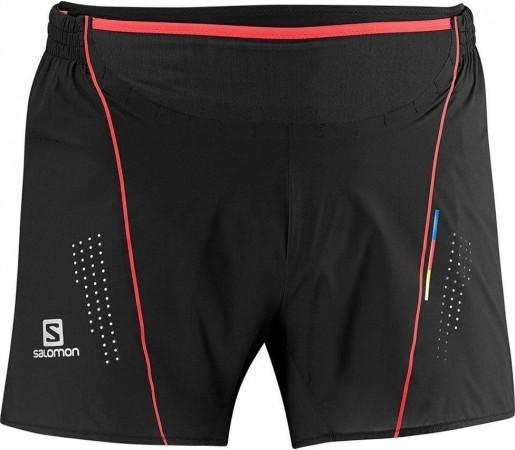 Pantaloni Scurti Salomon S-Lab Sense Short M Black
