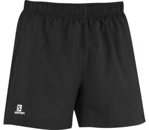 Pantaloni Scurti Salomon Start Short M Black