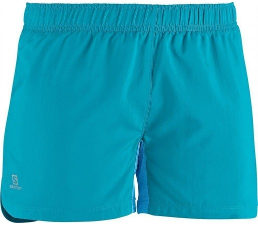 Pantaloni Scurti Salomon Start Short W Blue