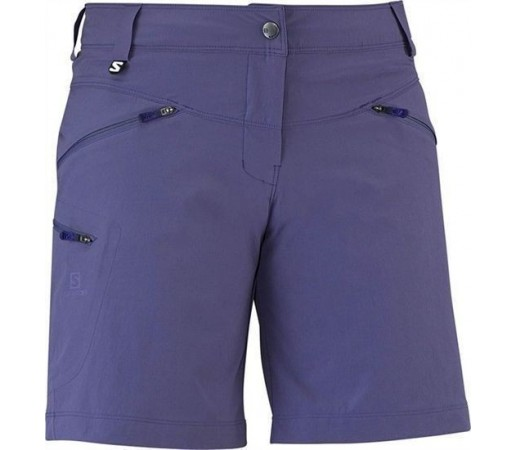 Pantaloni Scurti Salomon W Wayfarer Purple