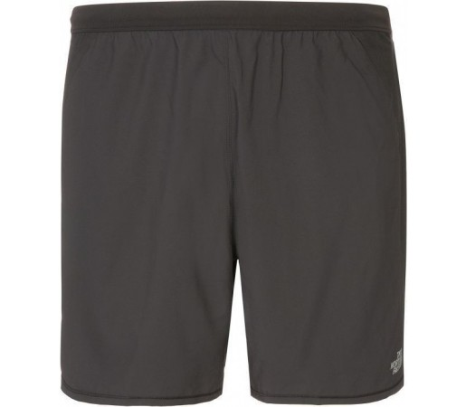 Pantaloni scurti The North Face Better Than Naked Long Haul Black- Silver