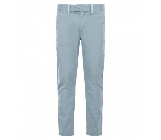 Pantaloni The North Face M Denali Albastri