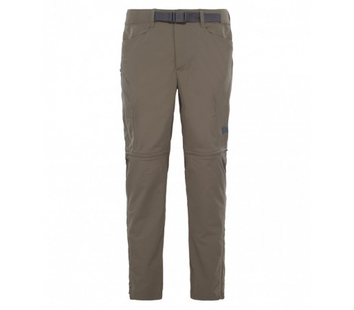 Pantaloni The North Face M Paramount 3.0 Convertible Maro