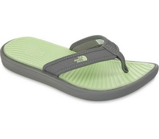 Papuci The North Face W Base Camp Lite Flip-Flop Gri