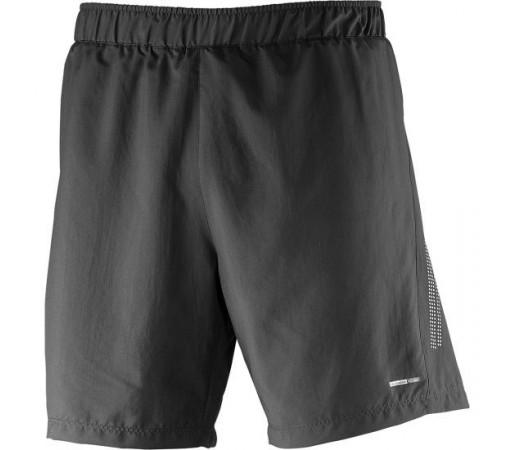 Pantaloni scurti Salomon M Park 2in1 Negri