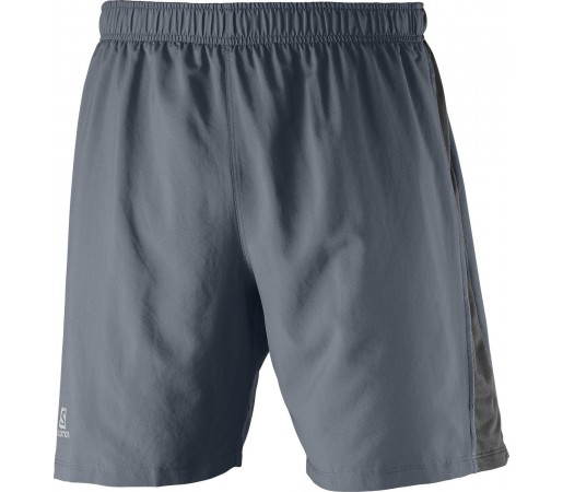 Pantaloni Salomon Park 2In1 Short M Gri