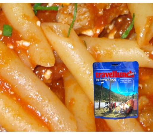Aliment Travellunch Paste cu sos de rosii
