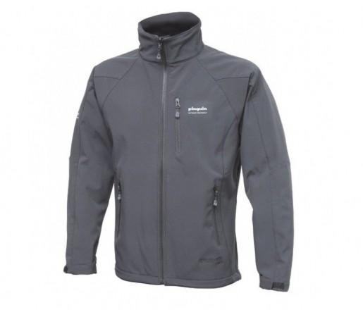 Geaca Pinguin Softshell Windstopper Element Gri
