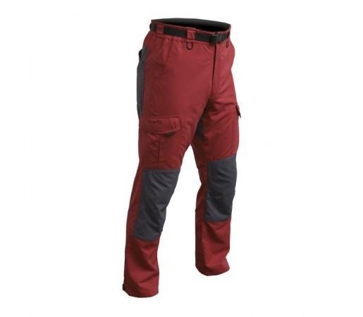 Pantaloni Pinguin Ranch Long Rosii